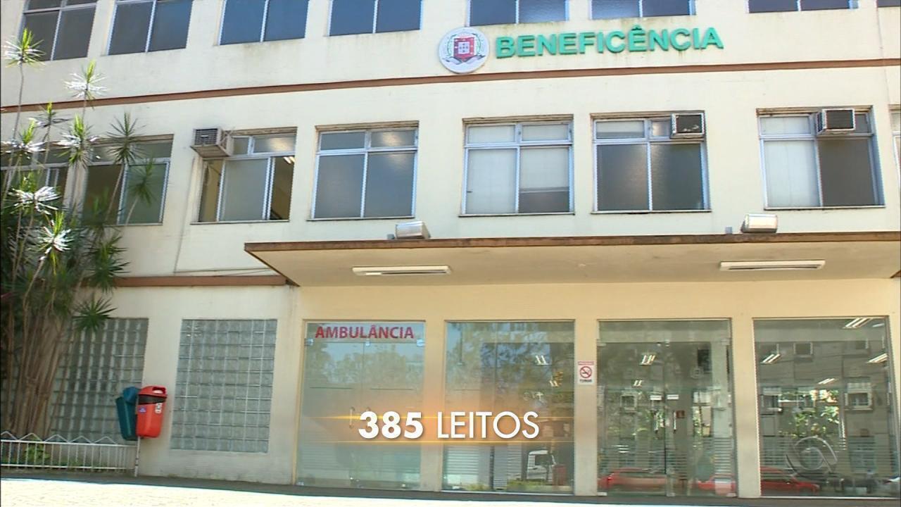 Prefeitura de Porto Alegre encerra contrato com hospital Beneficência Portuguesa