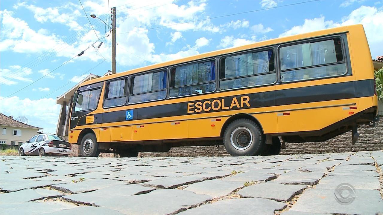 Transporte escolar atenderá alunos durante calendário de recuperação das aulas no RS