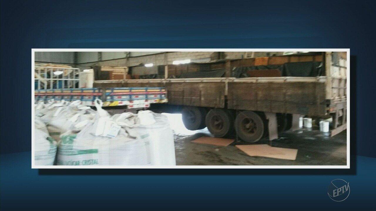 Homem é preso em Muzambinho por receptação de carga roubada avaliada em R$ 50 mil