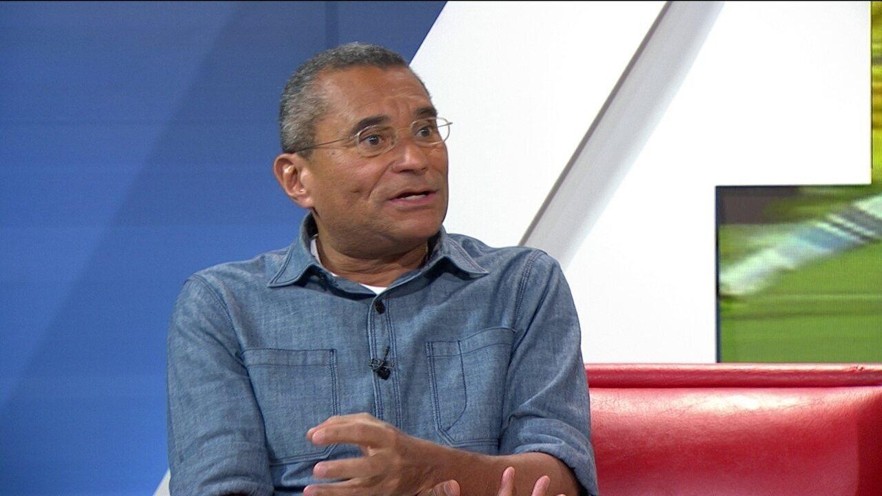 PC Vasconcellos defende convocação de Luan e Arthur do Grêmio para a Copa do Mundo de 2018