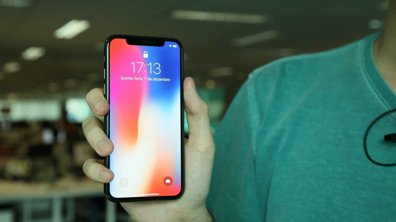 011f52e92 iPhone X  conheça sete curiosidades sobre o modelo da Apple