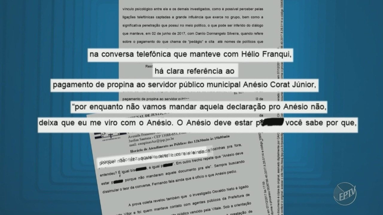 Operação Ouro Verde:escutas telefônicas revelam esquema de corrupção no hospital