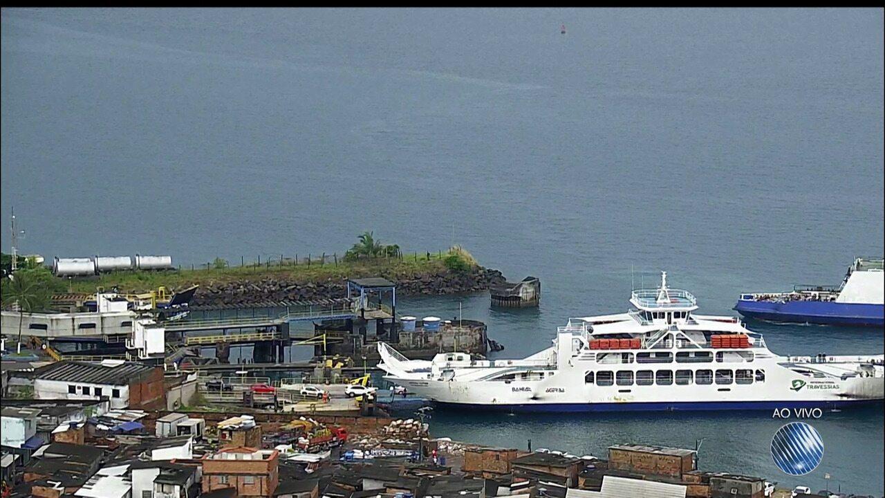 Ferry Juracy Magalhães atrasa a viagem após problema na rampa de Bom  Despacho cca7d6d54155d
