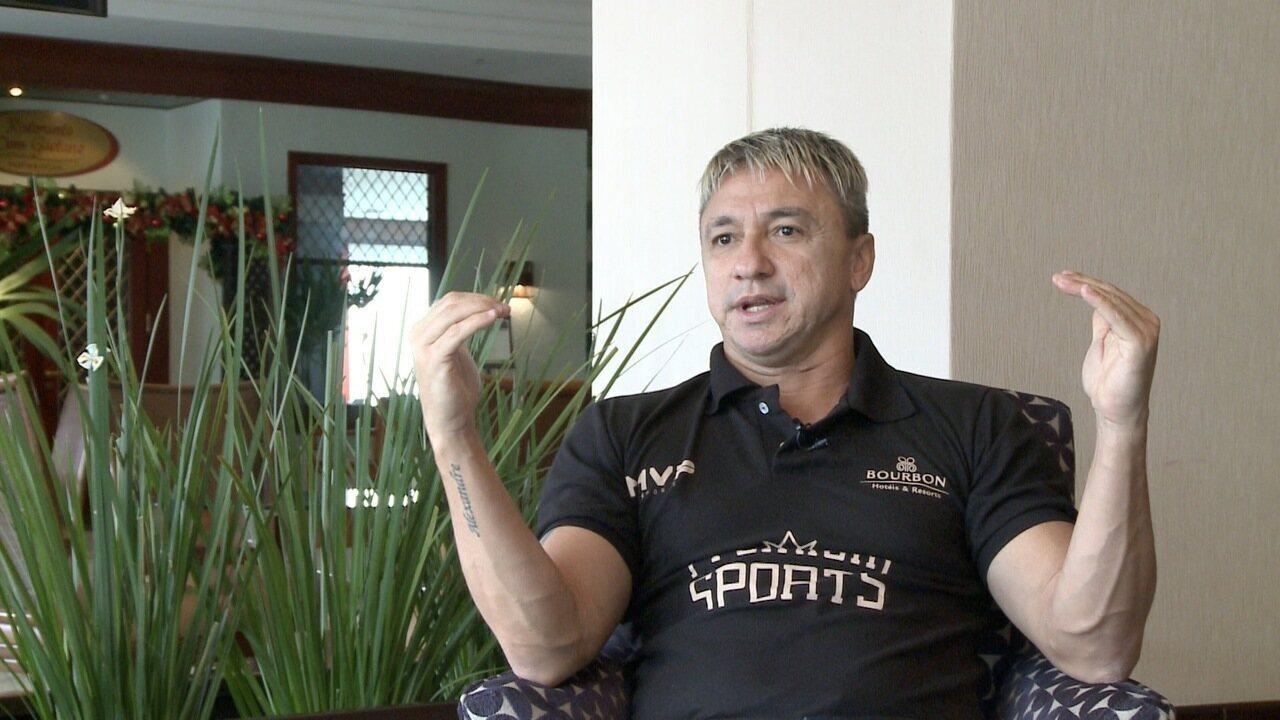 Mística da 7, conselho a Luan e chance de bi: Paulo Nunes analisa Grêmio no Mundial