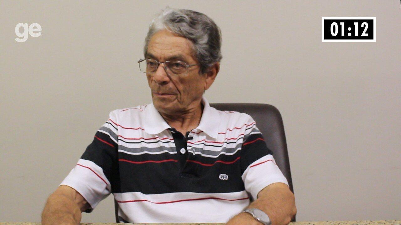 Candidatos à presidência do Vitória - Raimundo Viana