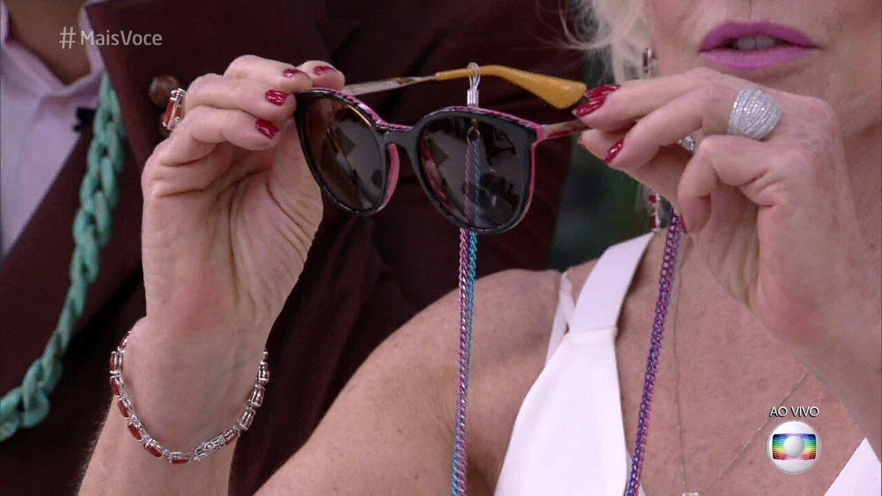 Mais Você   Cordinha de óculos volta à cena com tudo!   Globoplay 92e387419e