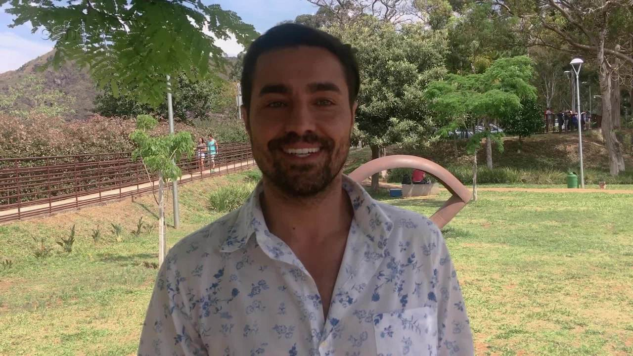 Ricardo Pereira fala sobre a família