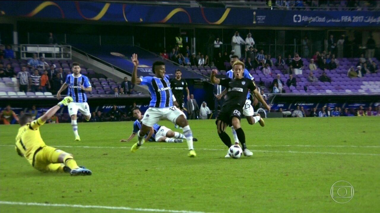 Grêmio vence Pachuca, do México, e está na final do Mundial de Clubes: veja melhores momentos