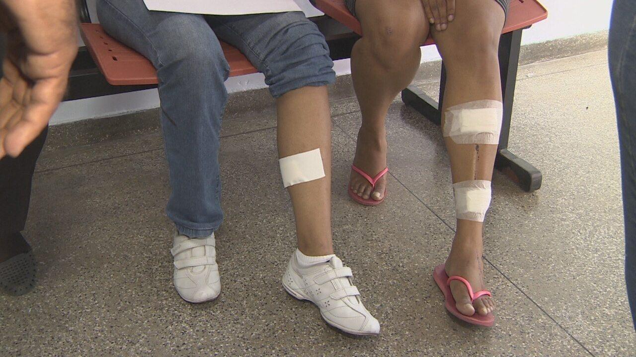 Homens morrem após serem baleados durante partida de futebol na Compensa 2, em Manaus