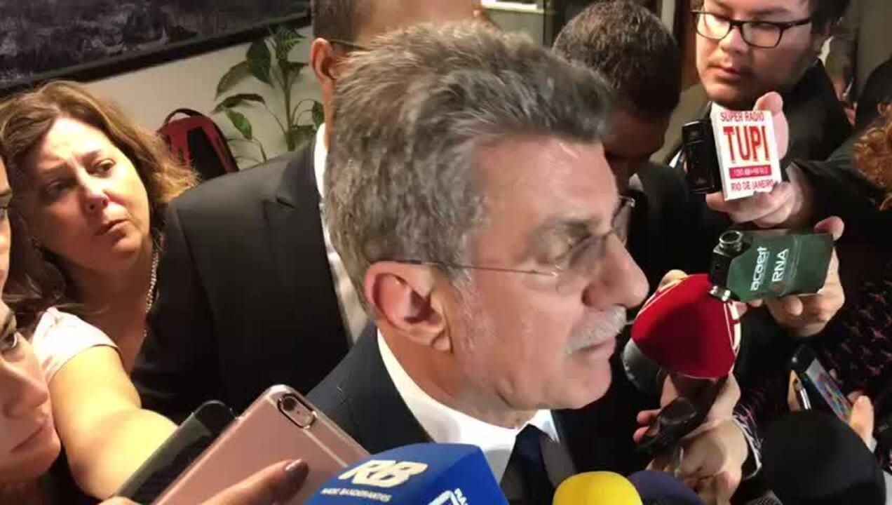Líder do governo diz que votação da reforma da Previdência ficará para 2018