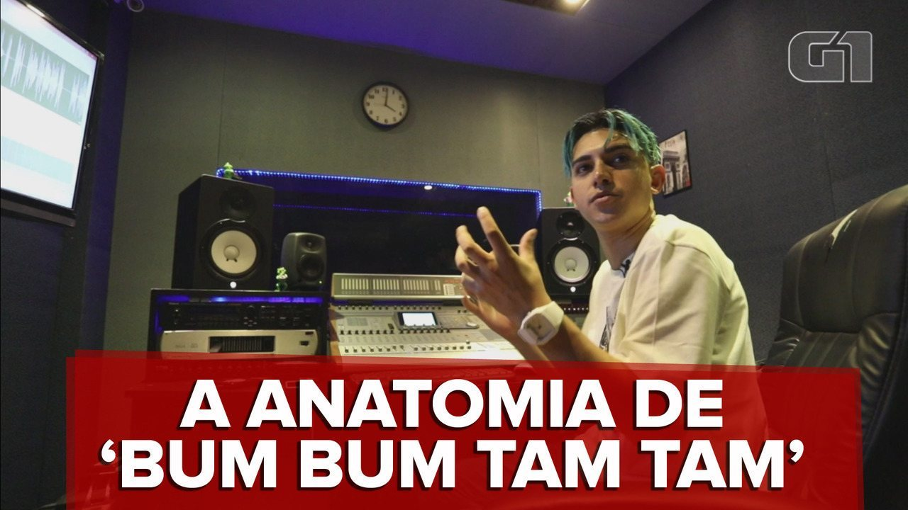 Anatomia do 'Bum bum'