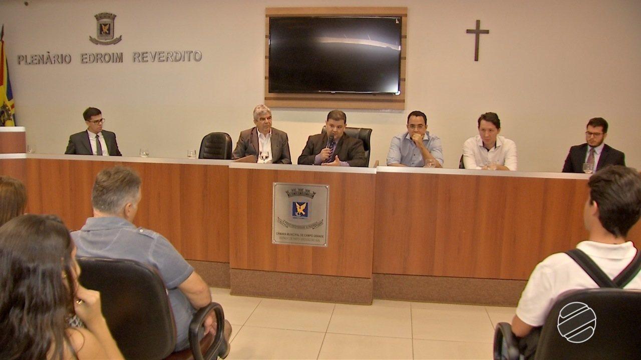 Fase de depoimentos da CPI dos táxis é encerrada em Campo Grande