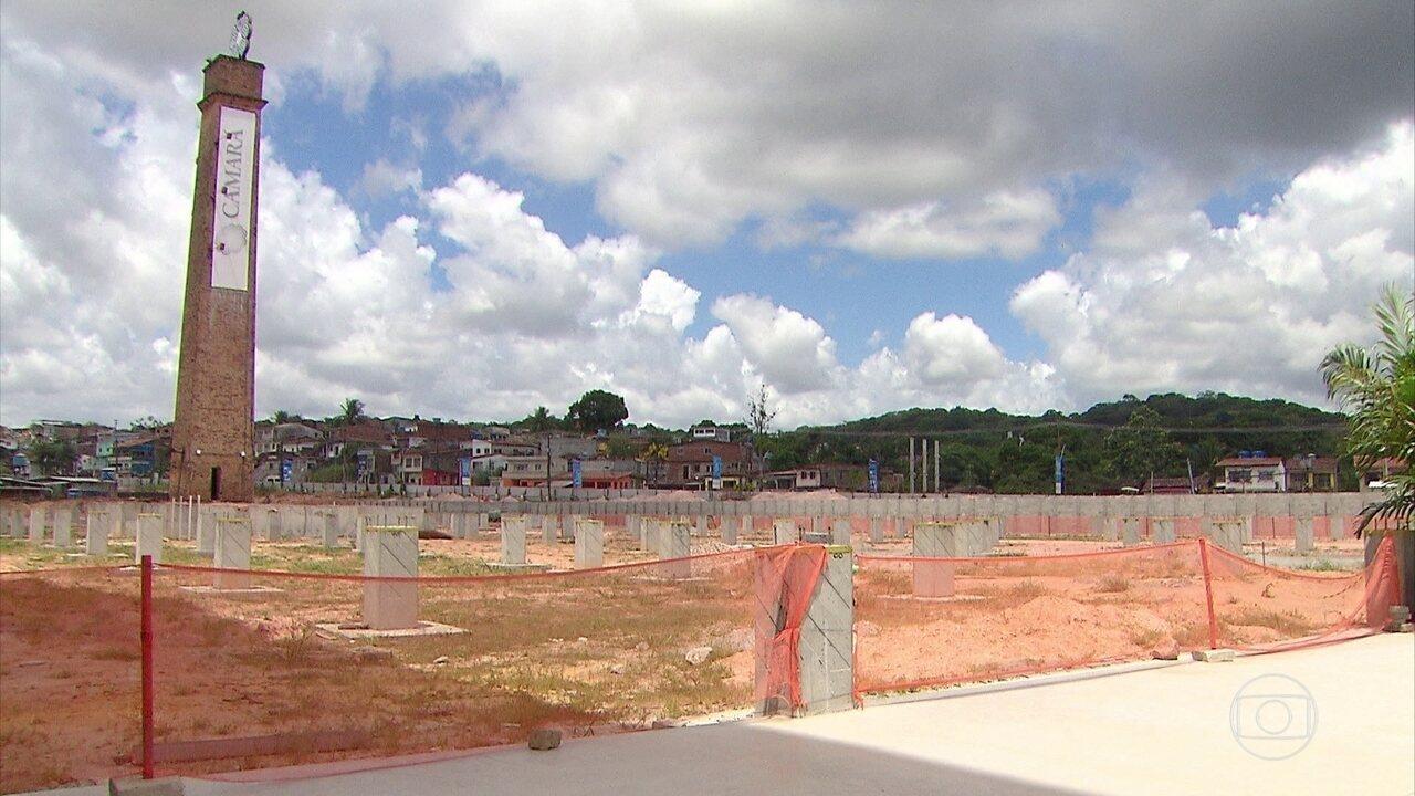 4105073715 Shopping em construção em Camaragibe oferece cinco mil vagas de emprego