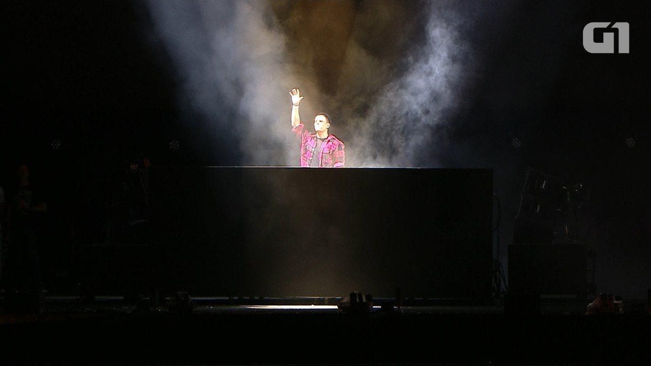 Festival de Verão: Vintage Culture toca remix de 'It's My Life' na Arena Fonte Nova