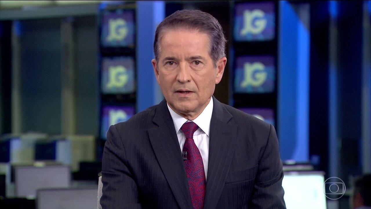 Renata Lo Prete assume apresentação do Jornal da Globo