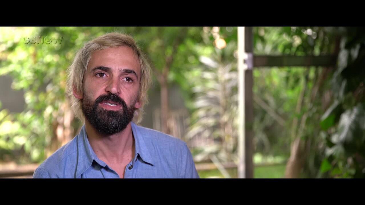 Julio Andrade fala sobre a vida e a morte