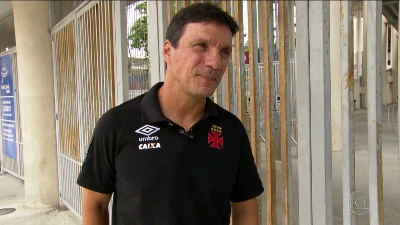 Natural de Vila Isabel, Zé Ricardo lembra infância no bairro e faz balanço da temporada