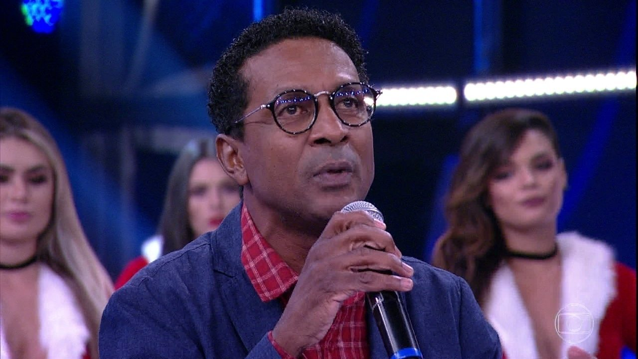 Luis Miranda aconselha integrante da plateia