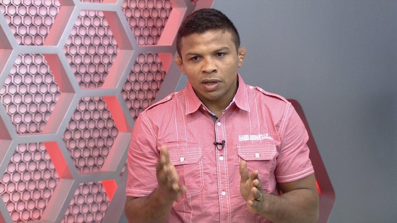 De férias em Manaus, Bibiano Fernandes fala sobre próxima luta e legado