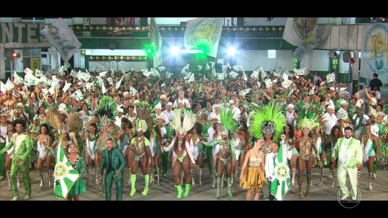 Mocidade Independente de Padre Miguel leva a Índia para o carnaval carioca