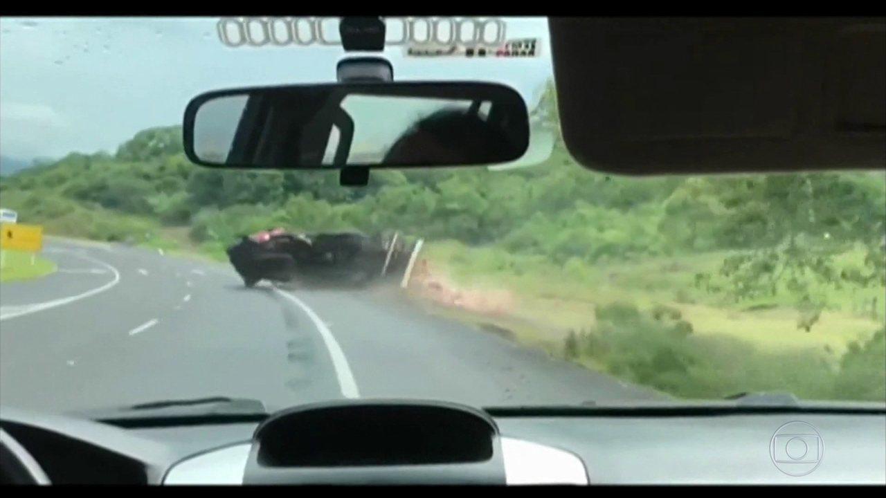 Natal teve 252 acidentes graves e 79 mortes nas estradas, calcula PRF