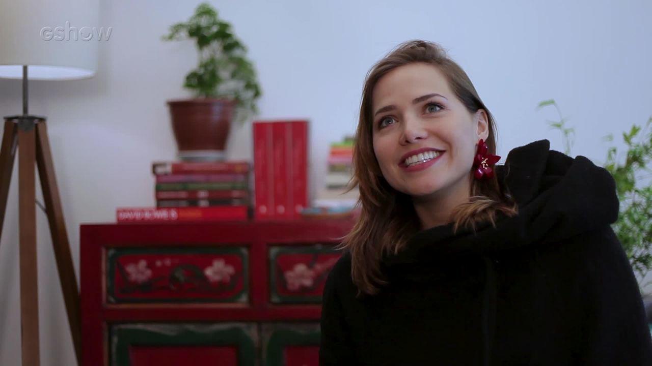 Letícia Colin fala sobre sua personagem na minissérie 'Entre Irmãs', que estreia em janeiro