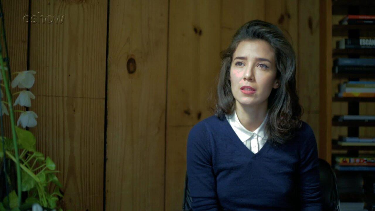 Marjorie Estiano fala sobre a personagem Emília. Confira o vídeo!