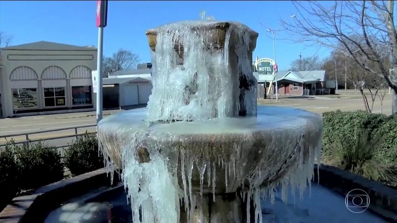 Serviço meteorológico dos EUA emite alertas para frio que chega a -35Cº