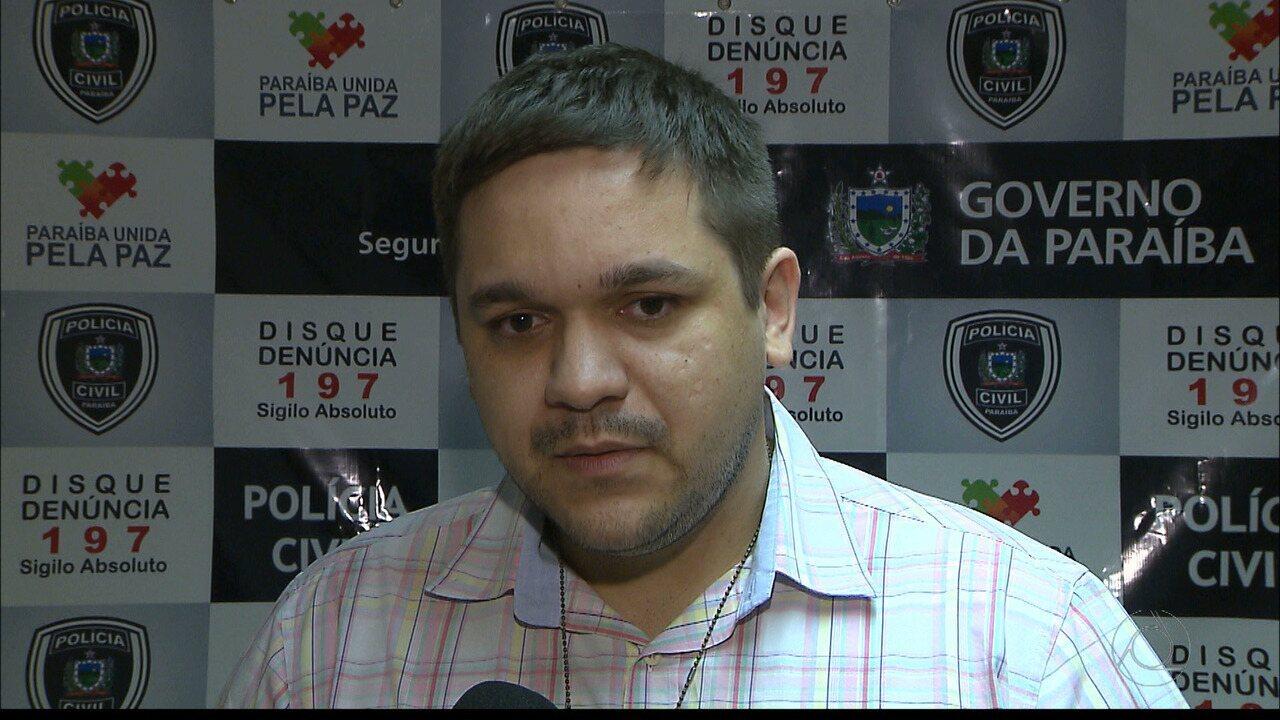 Polícia recebe denúncia contra homem suspeito de estelionato em João Pessoa