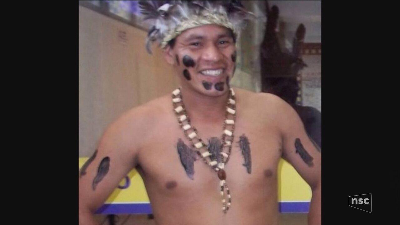 Indígena é espancado no Ano Novo em Penha morre em hospital de Itajaí