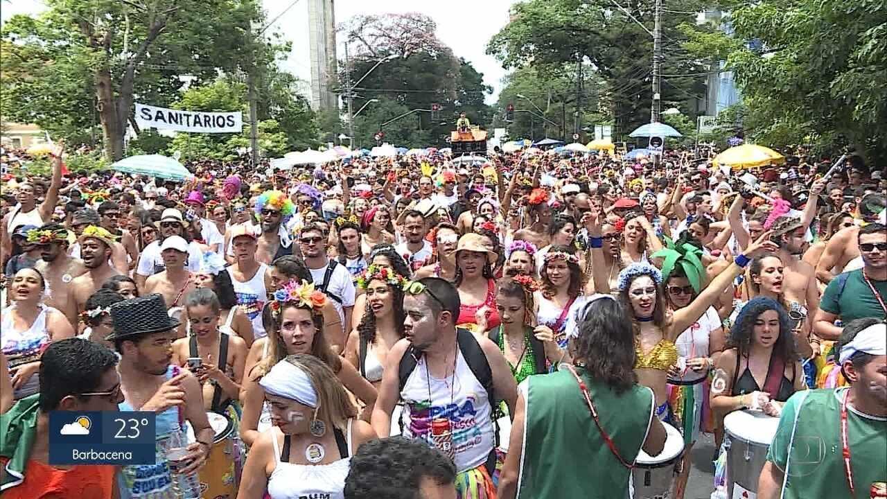 Carnaval: Blocos de rua podem receber apoio financeiro de até R$ 10 mil da PBH