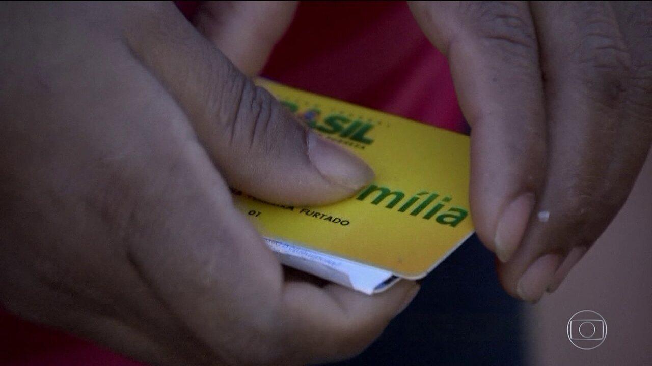 93bceb5f0 Mais de 26 mil cadastros do Bolsa Família suspeitos de fraude no ...