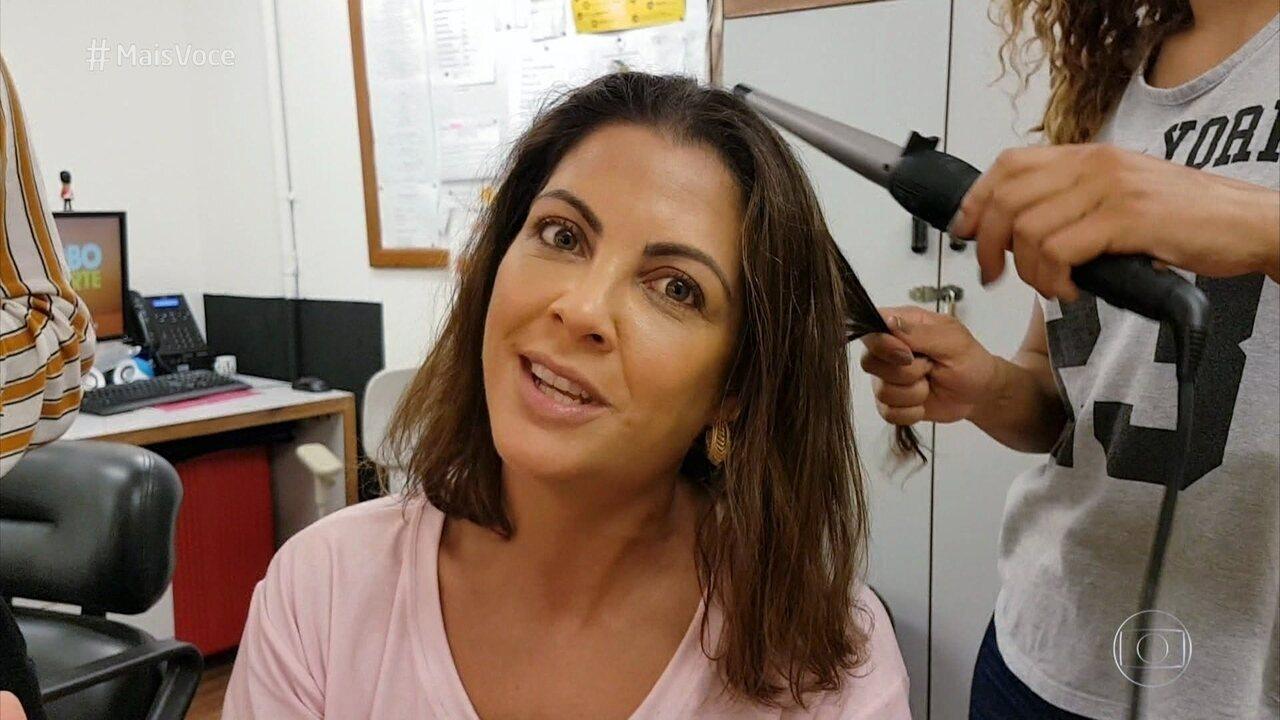Thalita Rebouças e André Marques mandam mensagens para Claudia Leitte