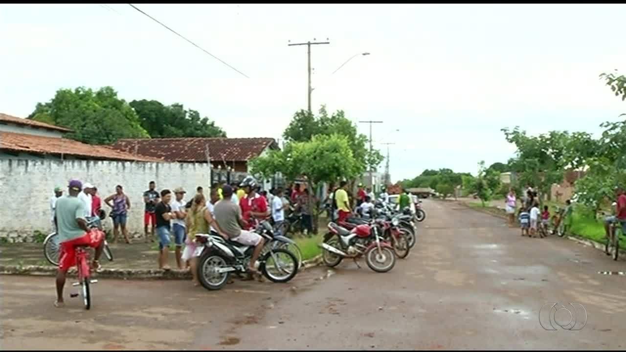 Morte de jovem baleado pela PM deixa moradores inconformados no sul do Tocantins