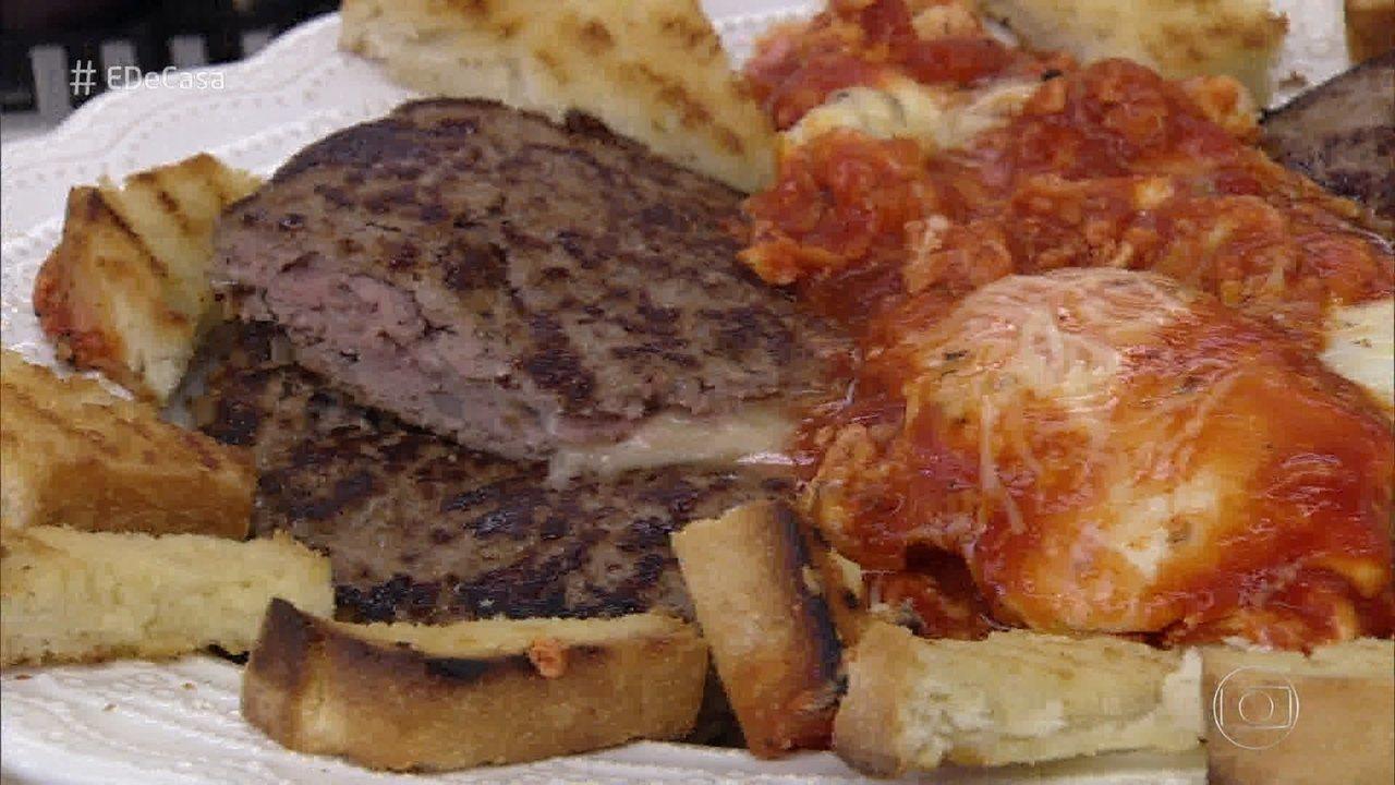 Toque do Ravioli: chef cria receitas a partir de sobras da geladeira