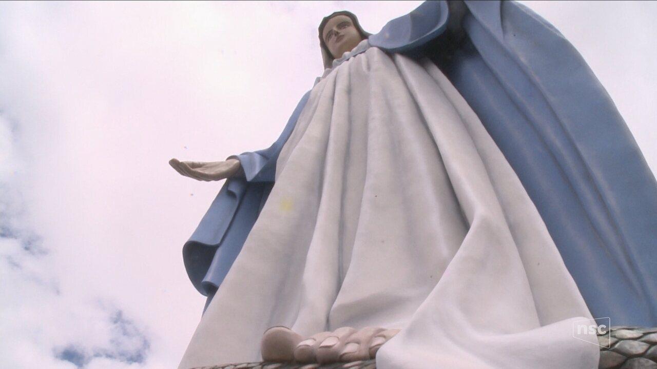 7e86c4d0914 Nova Trento é opção de turismo religioso em SC
