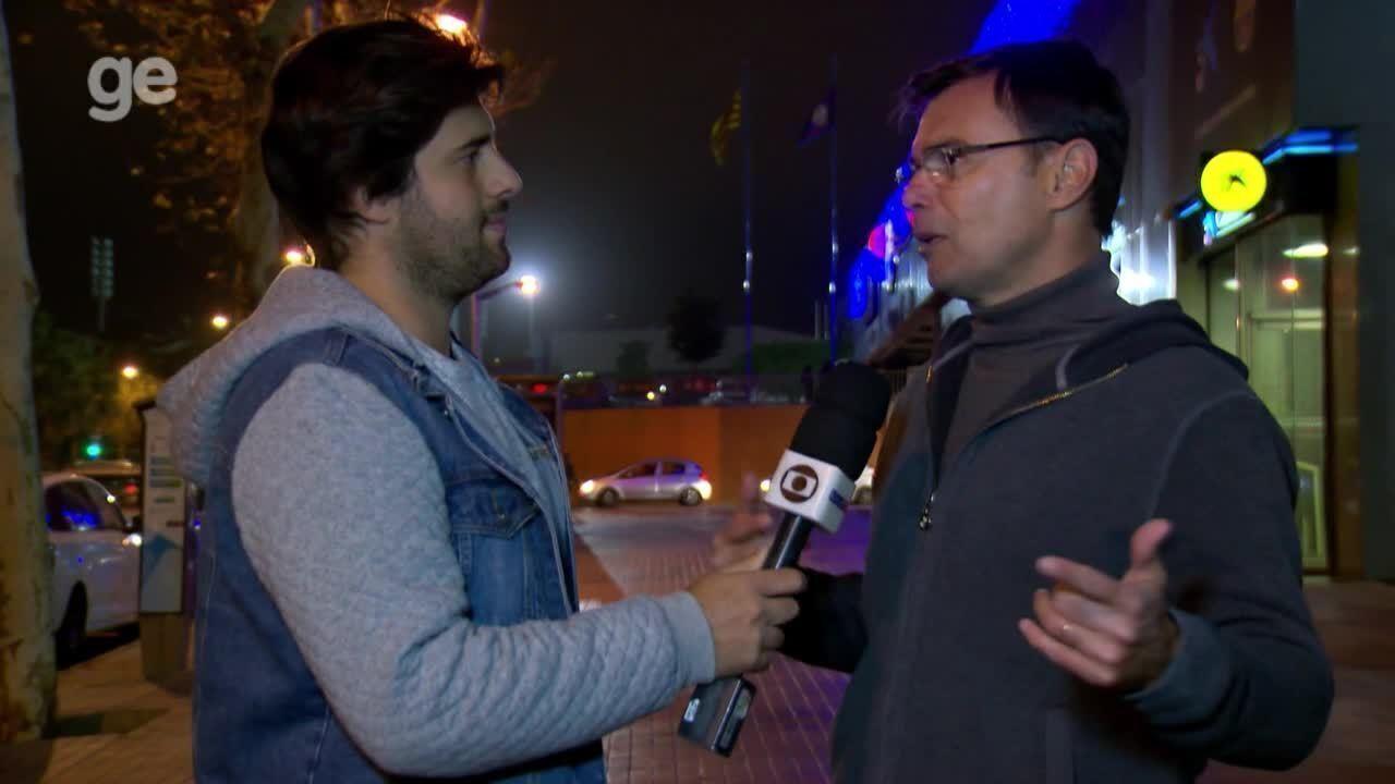Tino Marcos analisa contratação de Philippe Coutinho pelo Barcelona