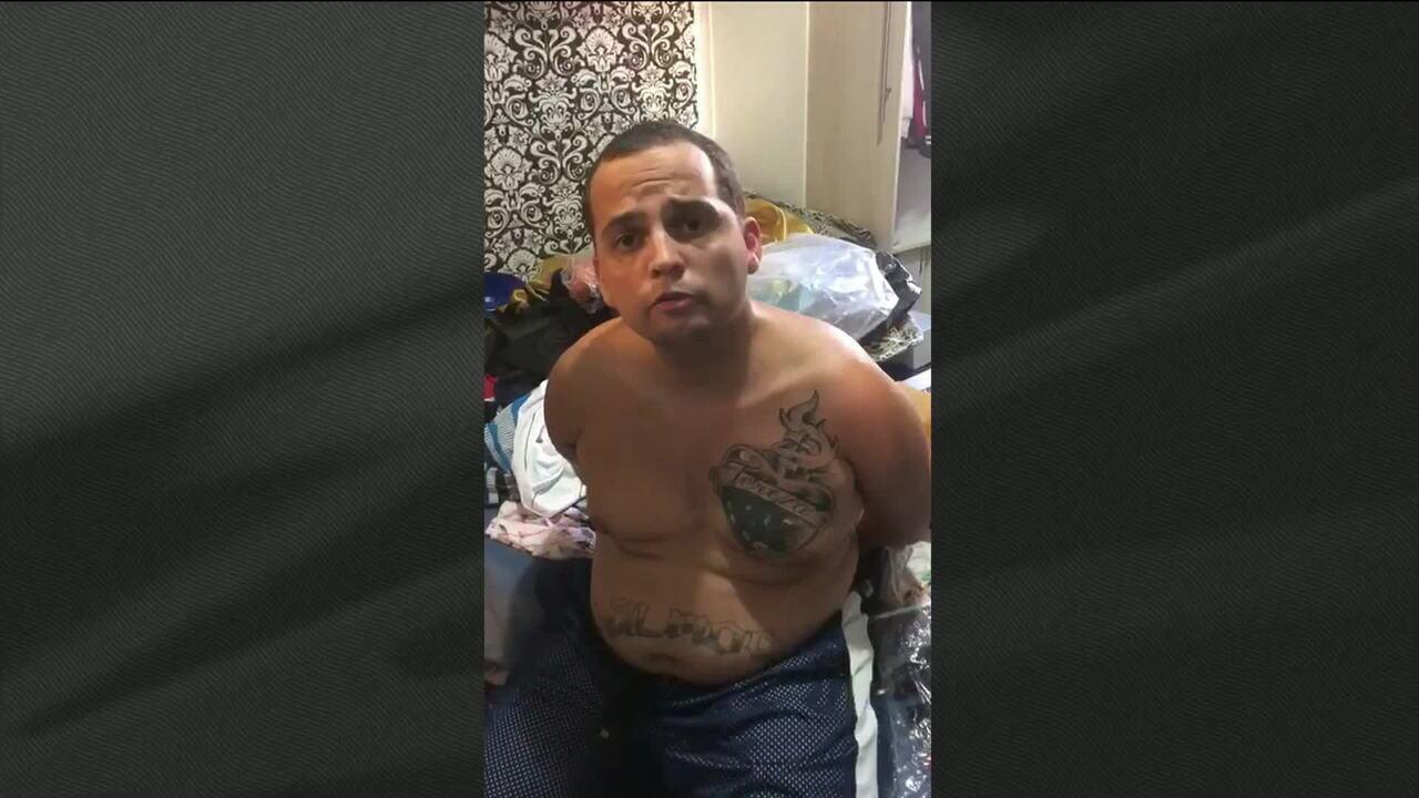 Suposto chefe dos motins em Goiás é preso em Cabo Frio (RJ)