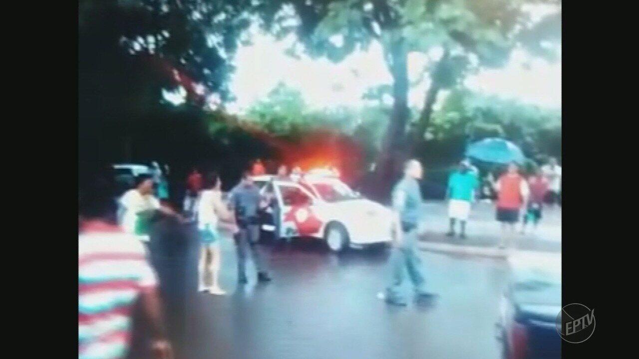 Abordagem da PM termina em tumulto e morador morto a tiros em Jardinópolis, SP