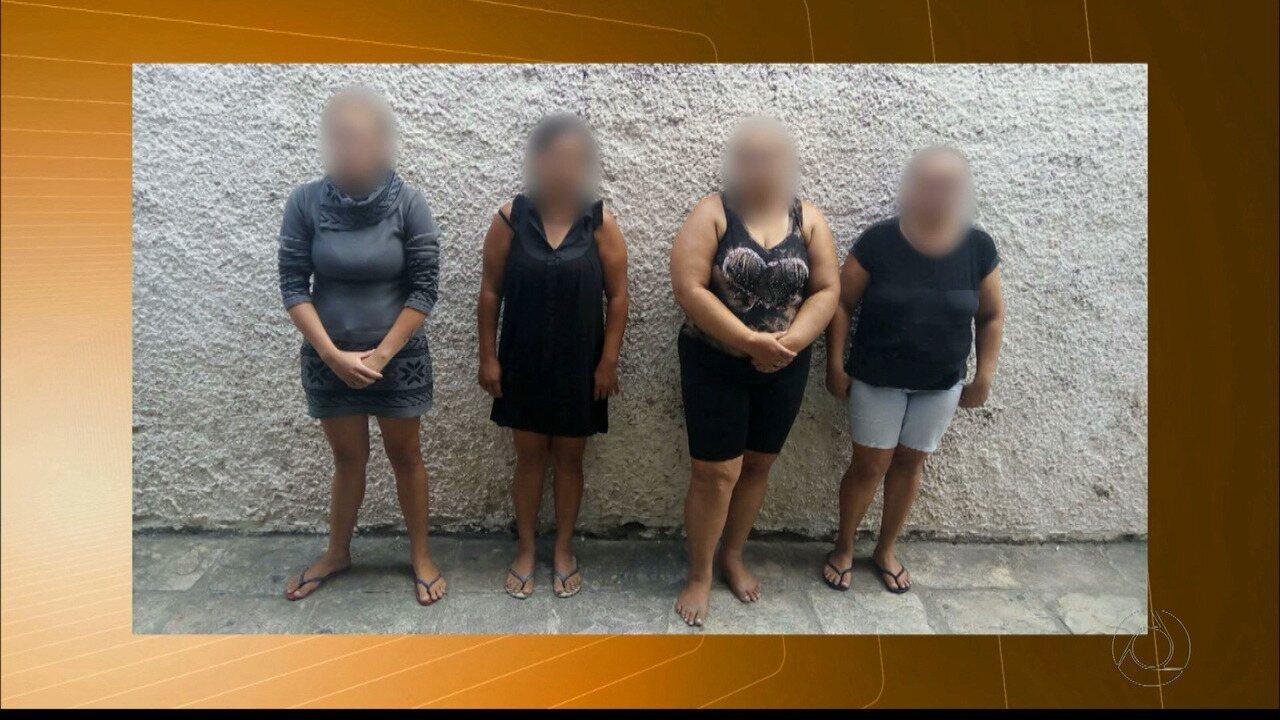 Mulheres são presas suspeitas de sequestrarem duas crianças de orfanato em Esperança