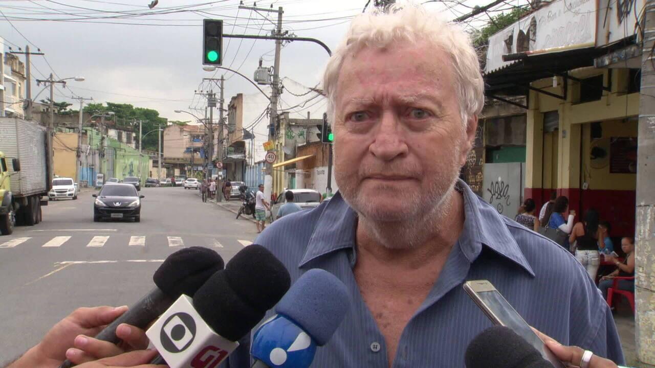 Primo do biólogo Eduardo Pichinine Branco, assassinado na Zona Norte do Rio, Isaac Groissman, fala sobre o crime