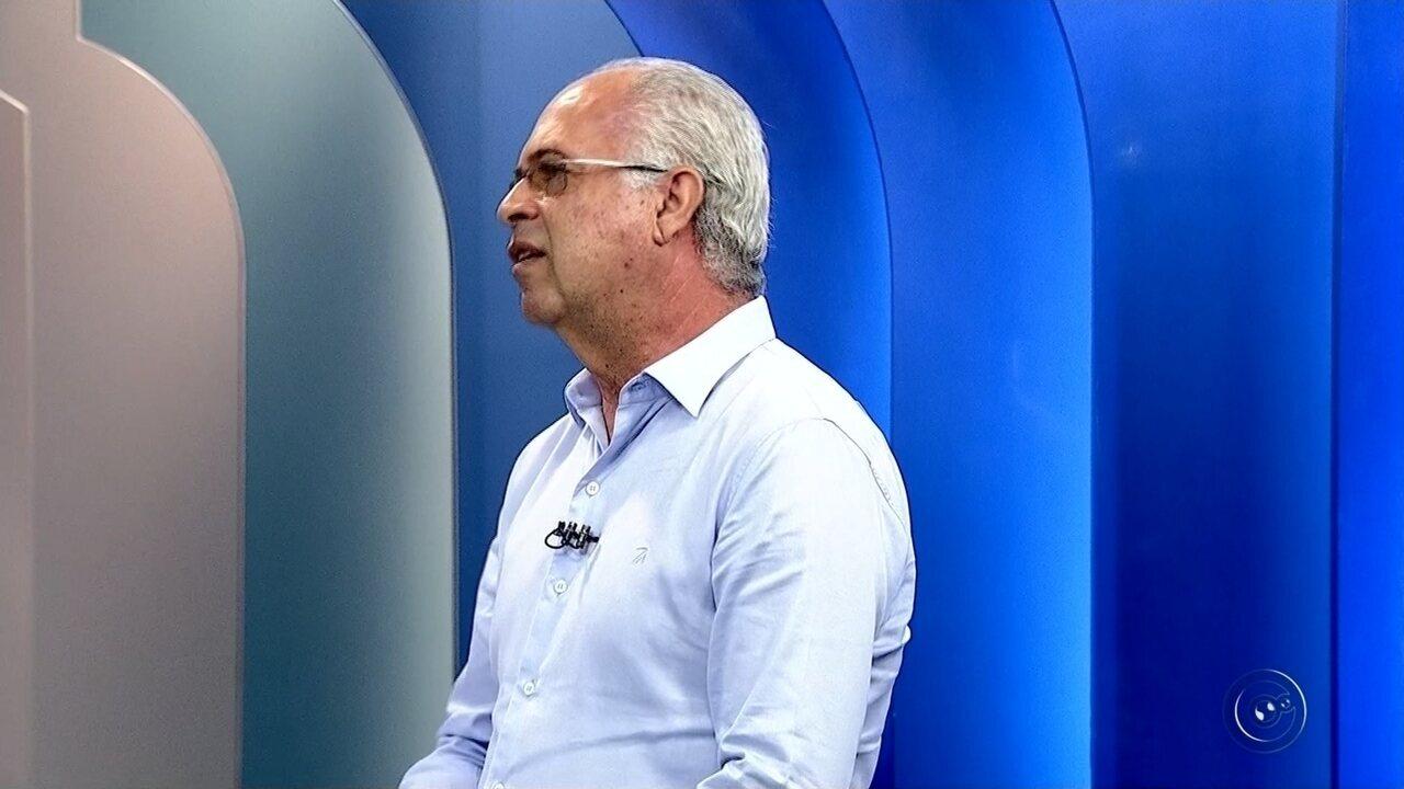 Prefeito de Catanduva dá entrevista sobre o primeiro ano de governo