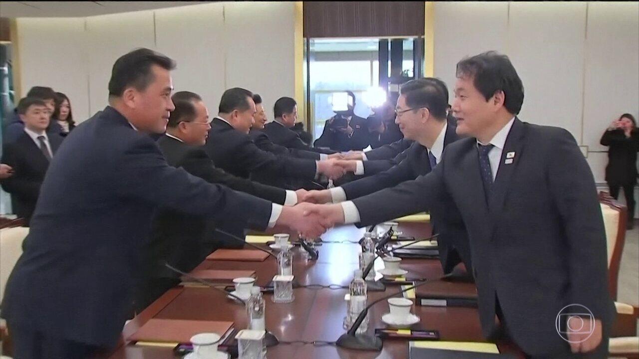 Coreia do Norte decide mandar atletas para Olimpíadas de Inverno na Coreia do Sul