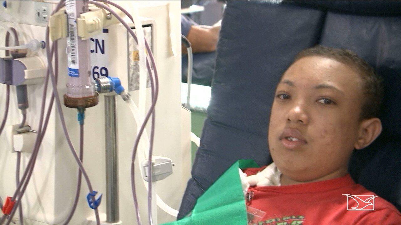 Falta de clínicas compromete serviço de hemodiálise no Maranhão
