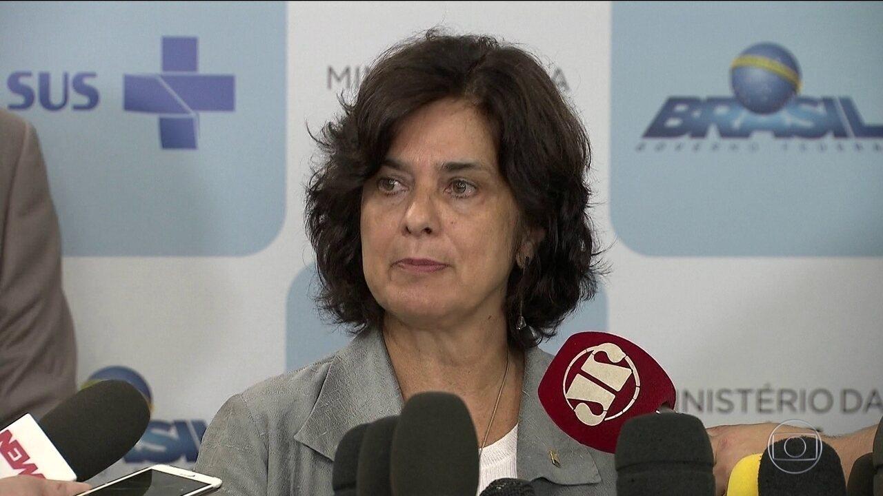 Presidente da Fiocruz explica a eficácia do fracionamento da vacina contra febre amarela