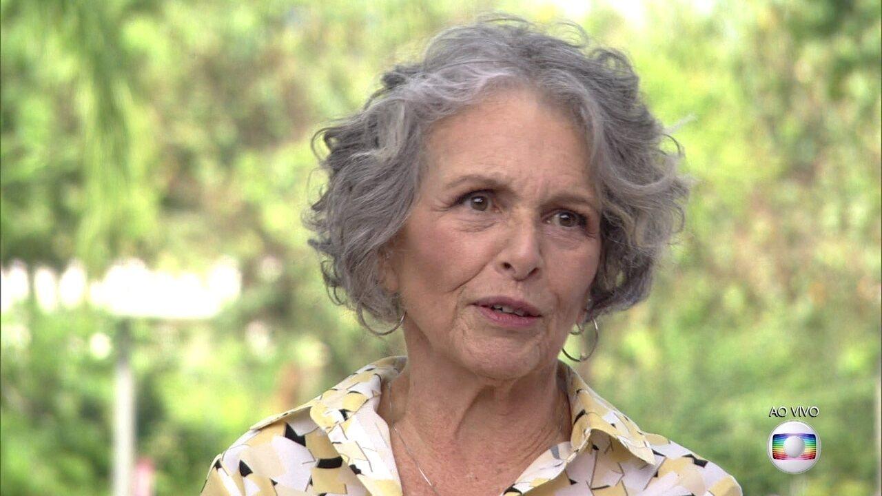 Irene Ravache revisita carreira no 'Meu Vídeo é um Show'