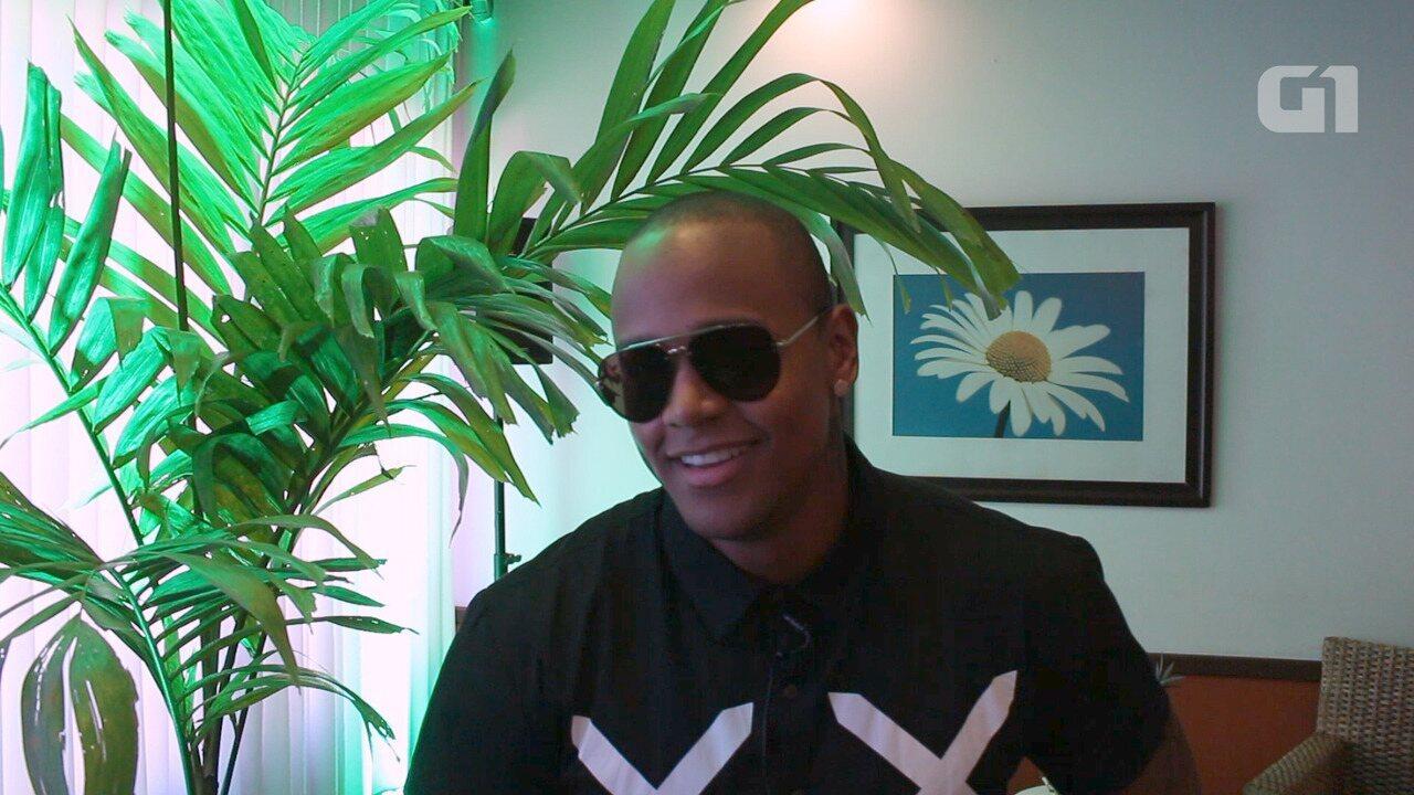 Leo Santana fala sobre preparativos para o carnaval