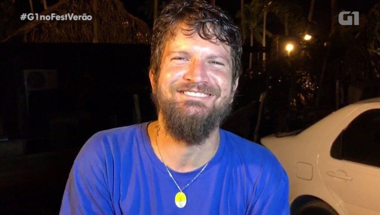 Saulo Fernandes é a primeira atração do Fest Verão Paraíba 2018.