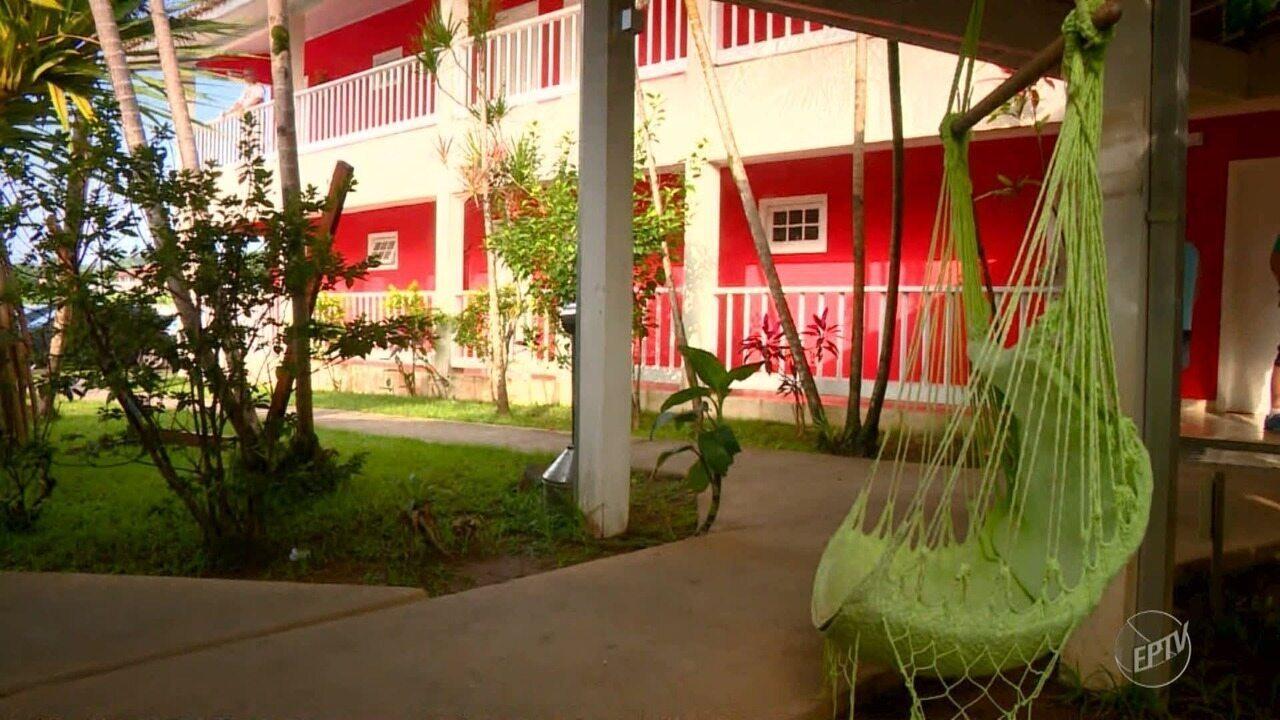 'EPTV na Praia' dá dicas de hospedagens baratas no litoral paulista