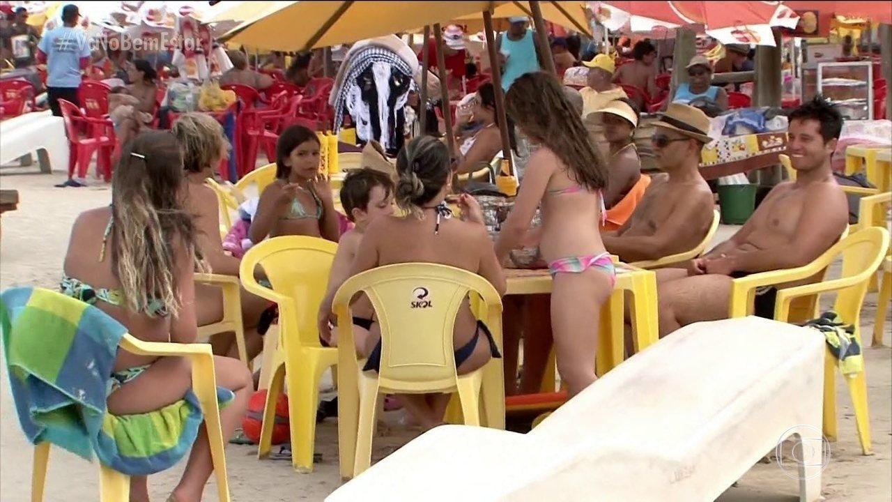 Veja os erros que os turistas mais cometem nas praias